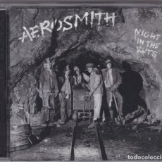 CDs de Música: AEROSMITH,NIGHT IN THE RUTS . Lote 65795306
