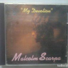 CDs de Música: MALCOLM SCARPA. CD . TRIQUINOISE, 1994 - MY DEVOTION.. Lote 65820690