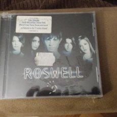 CDs de Música: CD NUEVO PRECINTADO (REPRECINTADO EN TIENDA) ROSWELL OST SOUNDTRACK TV SERIES BSO 12 TEMAS. Lote 65848966