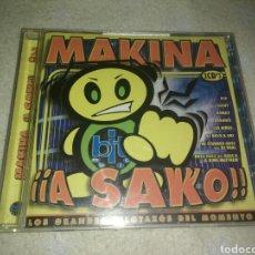 CDs de Música: MAKINA A SACO 2 CDS MAQUINA 90 RUTA. Lote 65858599
