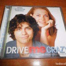 CDs de Música: DRIVE ME CRAZY LA CHICA DE AL LADO BANDA SONORA CD ALBUM 1999 BRITNEY SPEARS STEPS THE DONNAS 14TEMS. Lote 65874790