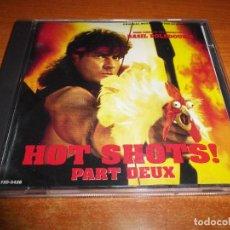 CDs de Música: HOT SHOTS PART DEUX BANDA SONORA CD ALBUM 1993 VARESE ALEMANIA MUSICA BASIL POLEDOURIS 8 TEMAS. Lote 65875430