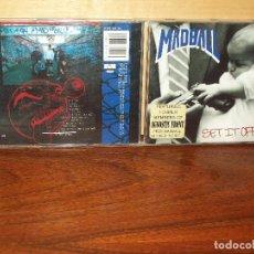 CDs de Música: MADBALL - SET IT OFF - CD . Lote 65883718