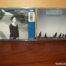 CDs de Música: MADREDEUS - O ESPIRITO DA PAZ - CD . Lote 65886110