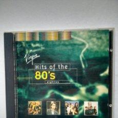 CDs de Música: HITS OF THE 80'S CD (1994). Lote 65934130