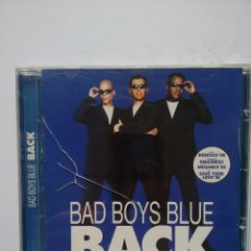 CDs de Música: BAD BOYS BLUE BACK CD (1998). Lote 65934673