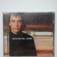 "CDs de Música: JEAN MICHEL JARRE ""METAMORPHOSES"" CD (2000). Lote 65935379"