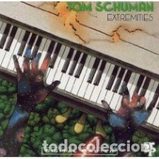 CDs de Música: TOM SCHUMAN - EXTREMITIES (CD) GRP. Lote 65937922