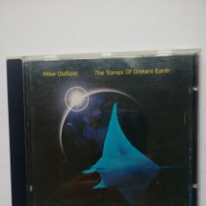 CDs de Música: MIKE OLDFIELD THE SONGS OF DISTANT EARTH CD (1994). Lote 65938338