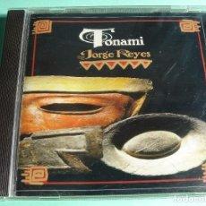 CDs de Música: JORGE REYES / TONAMI / CD. Lote 65941778