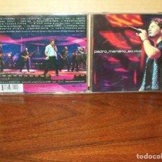 CDs de Música: PEDRO MARIANO - AO VIVO- CD. Lote 65949650