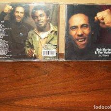 CD de Música: BOB MARLEY & THE WAILERS - SOUL REBEL - CD. Lote 65952890