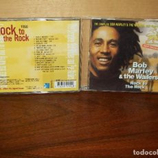 CD de Música: BOB MARLEY & THE WAILERS - ROCK TO THE ROCK - CD. Lote 65953082