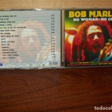 CDs de Música: BOB MARLEY - NO WOMAN -NO CRY - CD. Lote 65954418