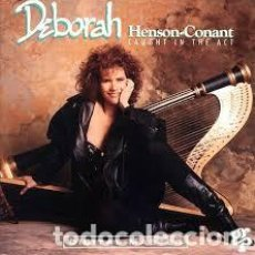 CDs de Música: DEBORAH HENSON CONANT - CAUGHT IN THE ACT (CD) GRP. Lote 65958750