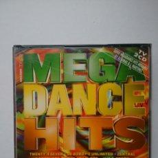 CDs de Música: MEGA DANCE HITS CD (1994). Lote 65972922