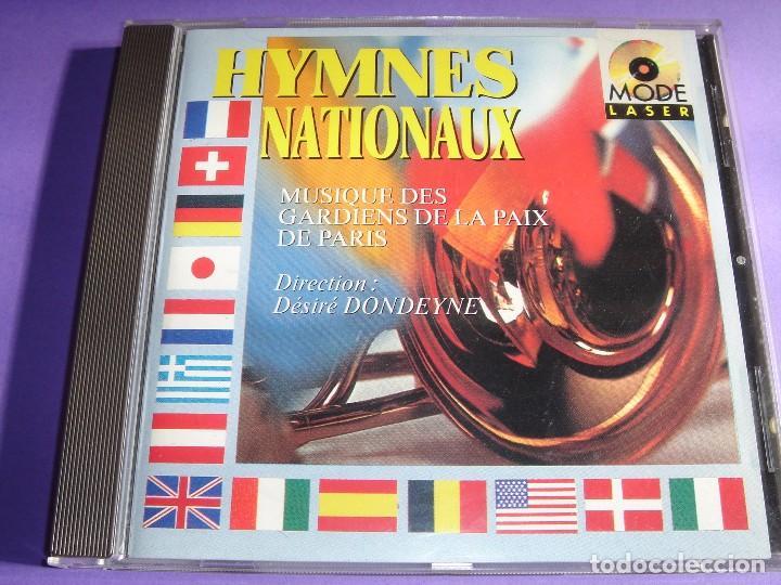 HIMNOS DE PAISES / HIMNO NACIONAL DE FRANCIA, ALEMANIA, CANADÁ, ESPAÑA, GRECIA, ITALIA, JAPÓN, ETC. (Música - CD's Otros Estilos)
