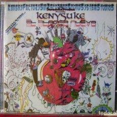 CDs de Música: KENSHY-KENYSUKE.EL BLANCO NUEVO...HIP HOP...SEVILLA-ZARAGOZA...MUY RARO. Lote 65992574
