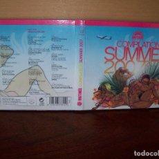 CDs de Música: MATINEE GROUP - COMPILATION SUMMER 2007 - DOBLE CD DIGIPACK. Lote 65998266