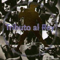 CDs de Música: TRIBUTO AL REY - CON GABINETE CALIGARI, RAMONCÍN, LOQUILLO Y OTROS - CD 12 TRACKS - PICAP 1997. Lote 66001494