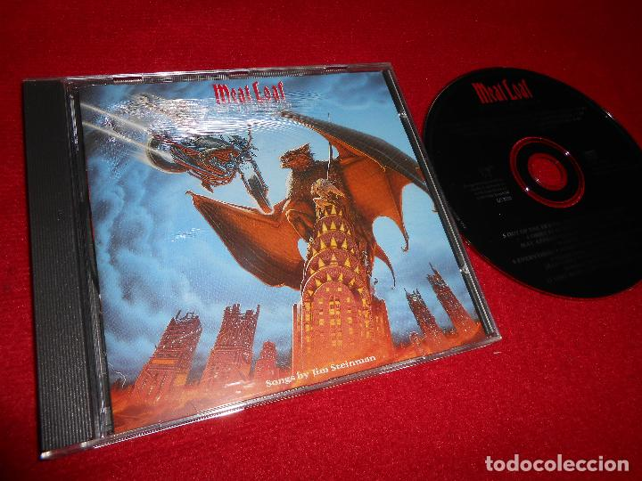MEAT LOAF BAT OUT OF HELL II BACK INTO HELL...CD 1993 VIRGIN (Música - CD's Heavy Metal)