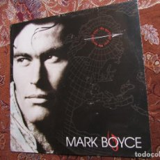 CDs de Música: MARK BOYCE- LP DE VINILO- TITULO ALL OVER THE WORLD- CON 9 TEMAS- ORIGINAL DEL 90- NUEVO. Lote 66015174