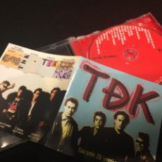 CDs de Música: TDEK. TAN SOLO 20 BOMBAS. Lote 66030083
