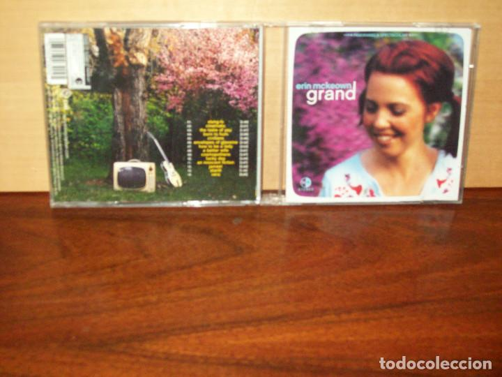 ERIN MCKEOWN - GRAND - CD MUSICA CELTA (Música - CD's Country y Folk)