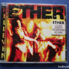 CDs de Música: ETHER HELLEVEN - CD ALBUM HEAVY COMO NUEVO¡¡¡ PEPETO. Lote 66097010