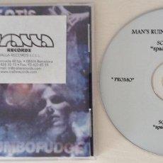 CDs de Música: SONS OF OTIS CD PROMO SPACEJUMBOPUDGE MAN'S RUIN RECORDS TRALLA RECORDS. Lote 66123218