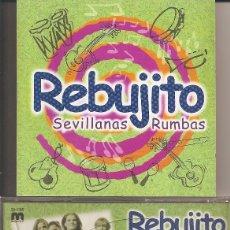 CDs de Música: FLAMENCO, SEVILLANAS, RUMBAS Y COPLAS - REBUJITO - SEVILLANAS Y RUMBAS. Lote 71426450