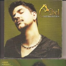 CDs de Música: FLAMENCO, SEVILLANAS, RUMBAS Y COPLAS - ABEL - SENTIRAS. Lote 66145066