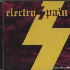 CDs de Música: VARIOUS ELECTRO SPAIN R@RE COMPILATION CD SPANISH ELECTRONIC ROCK ELECTROCLASH. Lote 66204830