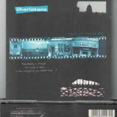 CDs de Música: CDSINGLE - THE CHARLATANS - CAN'T GET OUT OF BED / OUT / WITHDRAWN. Lote 66214874