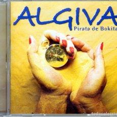 CDs de Música: MUSICA GOYO - CD ALBUM - ALGIVA - PIRATA DE BOKITA - FLAMENCO POP - RARISIMO *BB99. Lote 66271410