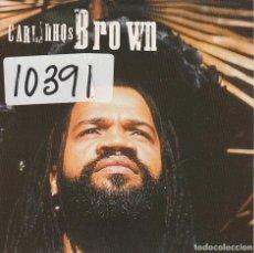 CDs de Música: CARLINHOS BROWN / VITAMINA SER...(CD SINGLE PROMO 1998). Lote 66307330