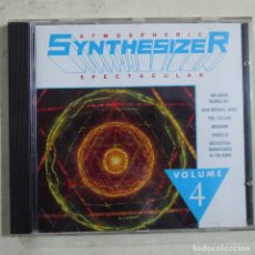 CDs de Música: ATMOSPHERIC SYNTHESIZER SPECTACULAR VOL. 4 - CD . Lote 66497898