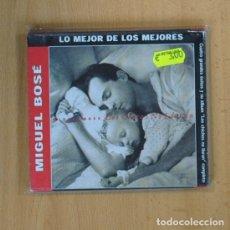 CDs de Música: MIGUEL BOSE - LOS CHICOS NO LLORAN - CD. Lote 66664055