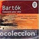 CDs de Música: BARTOK - CONCIERTO PARA ALTO (CD) ORQUESTA SINFONICA DE LA RADIO CHECA. Lote 135004622
