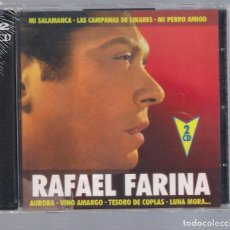 CDs de Música: RAFAEL FARINA - MI SALAMANCA, LAS CAMPANAS DE LINARES, MI PERRO AMIGO (2CD 1996, HELIX CDNS-111-617). Lote 66766566