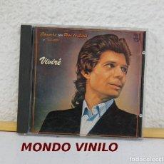 CDs de Música: CAMARÓN CON PACO DE LUCIA Y TOMATITO. VIVIRE. Lote 66807838