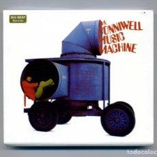 CDs de Música: THE BONNIWELL MUSIC MACHINE-THE BONNIWELL MUSIC MACHINE (2CD. BIG BEAT. 2014) DIGIPAK. Lote 66814418