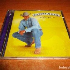CDs de Música: COYOTE DAX ME VALE CD ALBUM DEL AÑO 2001 NO ROMPAS MI CORAZON COUNTRY EN ESPAÑOL COUNTRY EN LINEA. Lote 115330915