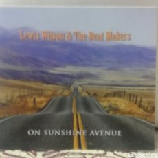 CDs de Música: LEWIS WILSON - ON SUNSHINE AVENUE. Lote 67025655