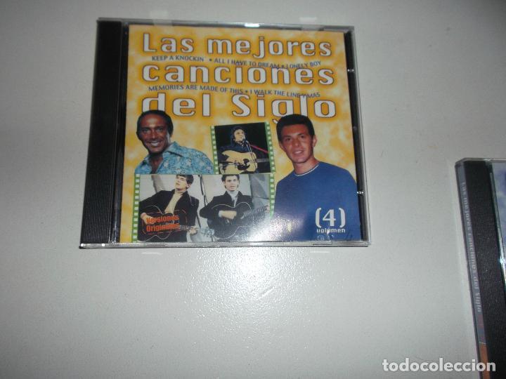 CDs de Música: LAS MEJORES CANCIONES DEL SIGLO XX - 5, CDS, ELVIS PRESLEY,CHUCK BERRI ETC - 5 CDS - Foto 3 - 67115637