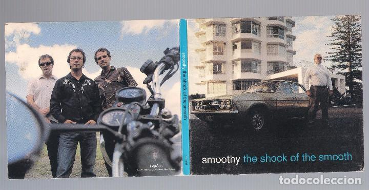 SMOOTHY - THE SHOCK OF THE SMOOTH (CD DIGIPAK POPGUN SMOOTH 1) (Música - CD's Pop)