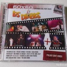 CDs de Música: LOS DIABLOS PALAU SANT JORDI 4 MARZO 2005 LEYENDAS DEL POP-ROCK. Lote 67116705