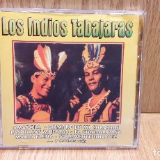 CDs de Música: LOS INDIOS TABAJARAS. CD / MEDITERRÁNEO MUSIC LATINO. 12 TEMAS / CALIDAD LUJO.. Lote 67175757
