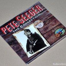 CDs de Música: PETE SEEGER: THE COLLECTION (DIGIPAK). Lote 67315633