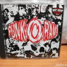 CDs de Música: PUNK O RAMA-NOFX + ALL + TERRORGRUPPE + OSKER + DWARVES... CD ALBUM 2000 (EU) PUNK COMO NUEVO¡¡. Lote 67345193